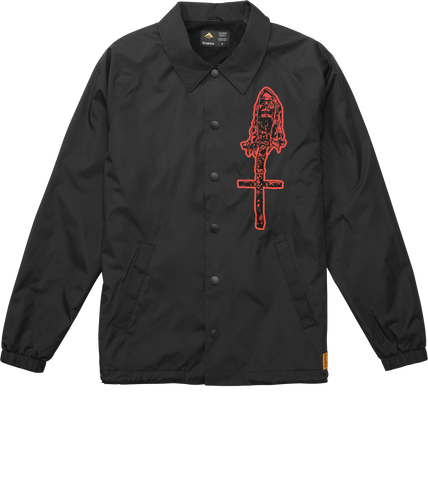 Emerica Darkness jacket x Funeral French