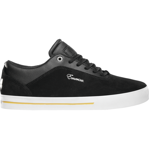 Emerica Herman G-Code Re-Up x Vol. 4 (Black/White/Gold)