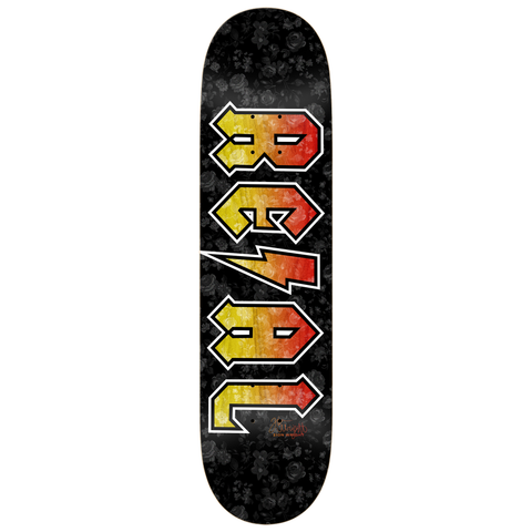 Real Zion Deeds Signature Deck (8.06)