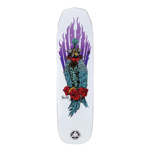 Welcome Nora Peregrine On Wicked Princess Deck White (8.125)