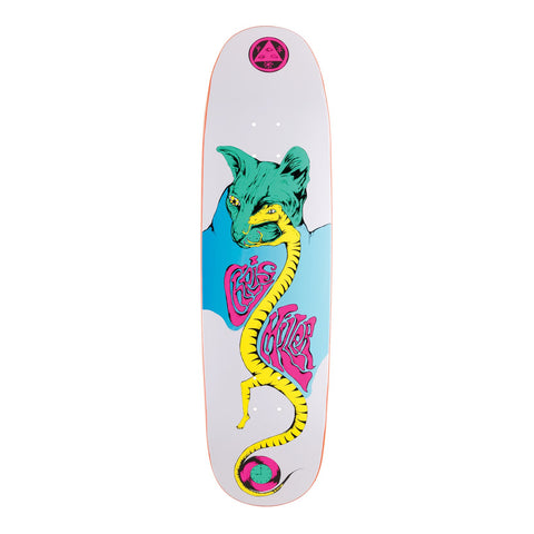 Welcome Miller Lizard Eye On Catblood 2.0 Deck 8.75""