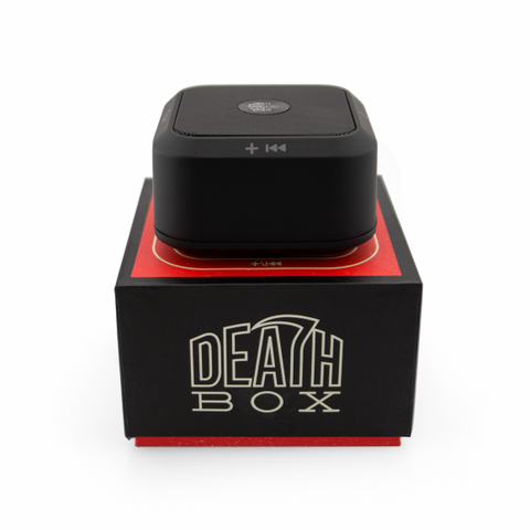 Death Box Bluetooth Speaker