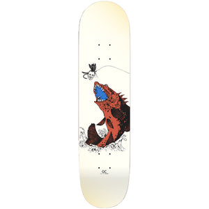 Quasi Crockett Go Fish Deck Gold (8.375)