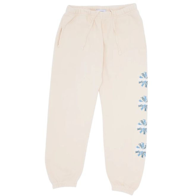Fucking Awesome Spiral Sweatpants (Cream)