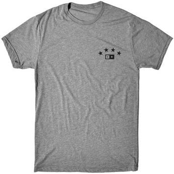 Fourstar Athletic Triblend Tee (Grey)