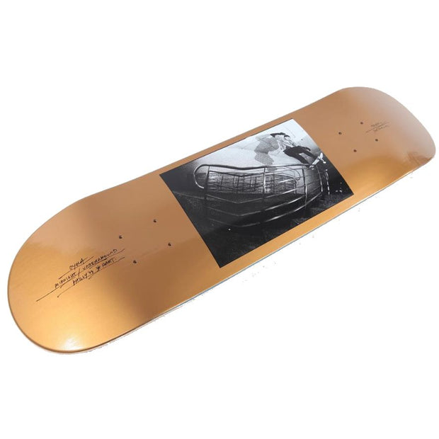 Traffic x Nocturnal Oyola Gold Deck