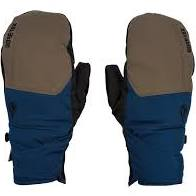 Volcom Stay Dry GORE-TEX Mitt (Blue)