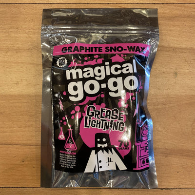 Magical Go-Go Grease Lightning Graphite Wax