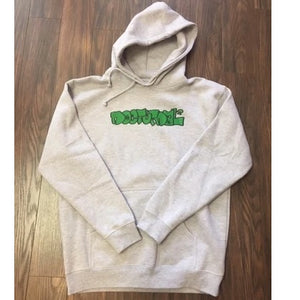 Nocturnal Throwie Hoody (Grey)