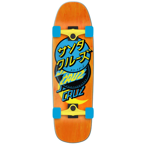 Santa Cruz Group Dot 80's Cruiser 9.51