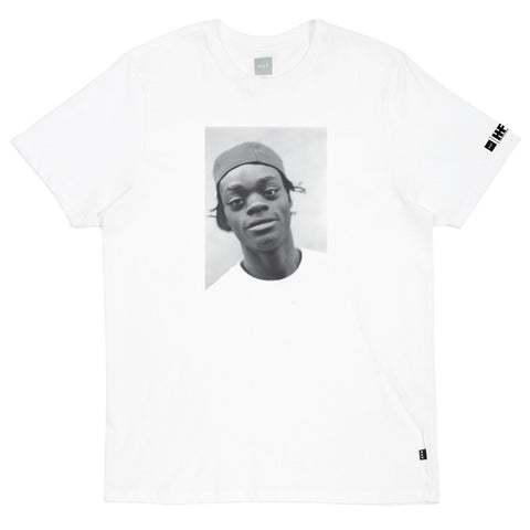 Harold Hunter X Huf Tee (Black