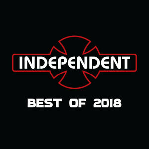 Independent Best of 2018 DVD