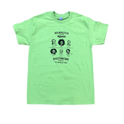 Kinetic x Vu Mason Dixon T-Shirt (Kiwi Green)