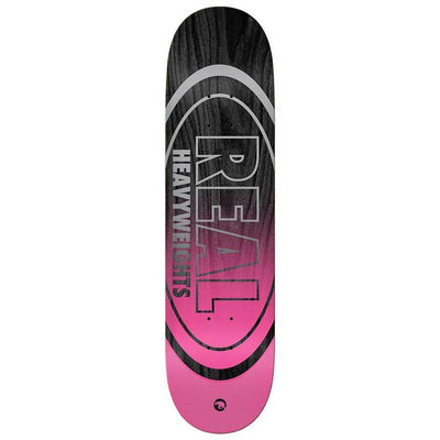 Real Heavyweight Black Deck (8.5)