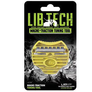 Lib Tech  MTX Tuning Tool