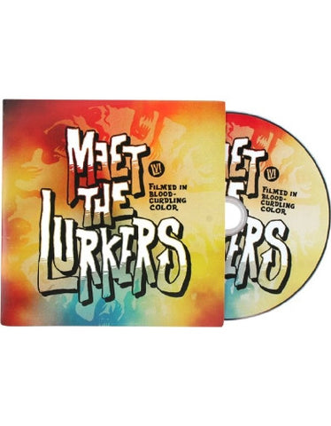 Meet The Lurkers DVD