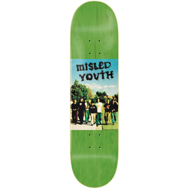 Zero Misled Youth Deck (8.25)