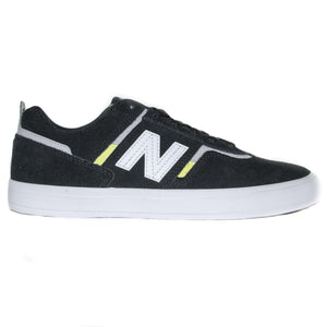 New Balance Numeric 306 Foy (Black/Lime)