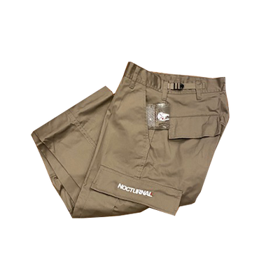 Nocturnal New Philly Cargo Pant (Khaki)