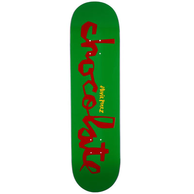 Chocolate Perez Original Chunk Deck (8.25)