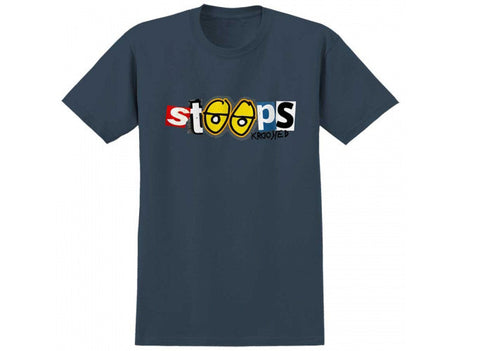 Ransom Stoops Prem Tee ( Nvy)