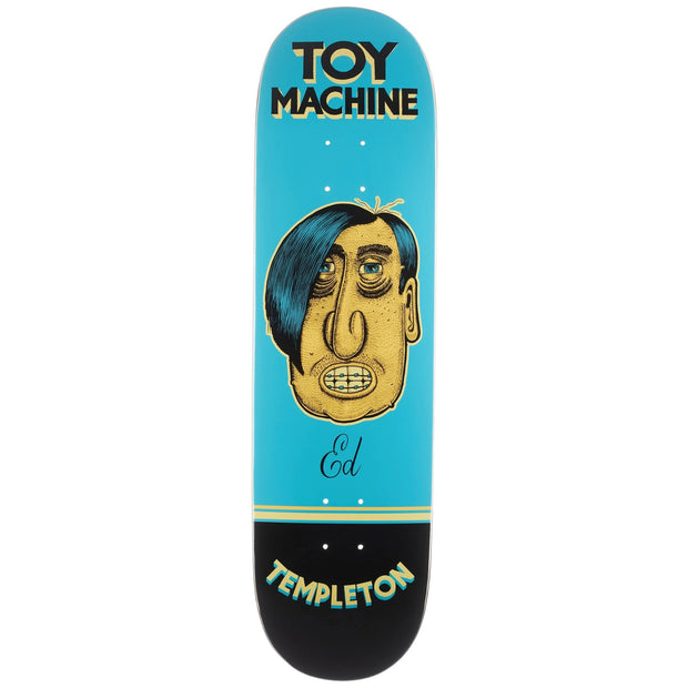 Toy Machine Templeton Pen N Ink Deck (8.5)