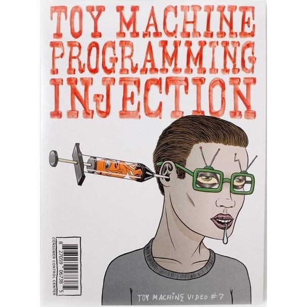 Toy Machine Programming Injection Video