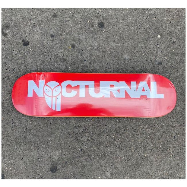 Nocturnal Night Owl Shop Deck