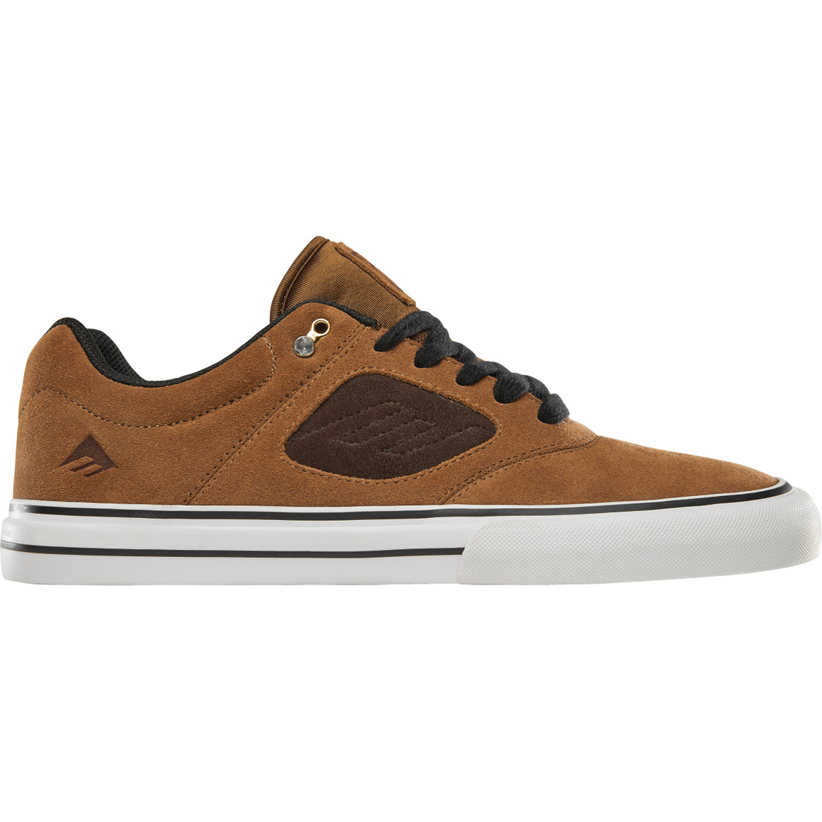 Emerica Reynolds 3 G6 Vulc (Tan/Brown)