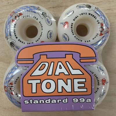 Dial Tone Sablone Wisecracker Wheel 53mm