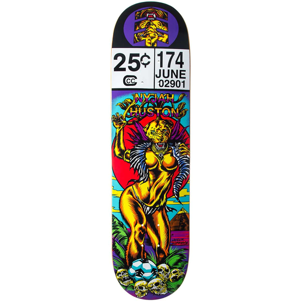 Element Nyjah Sakmet Deck