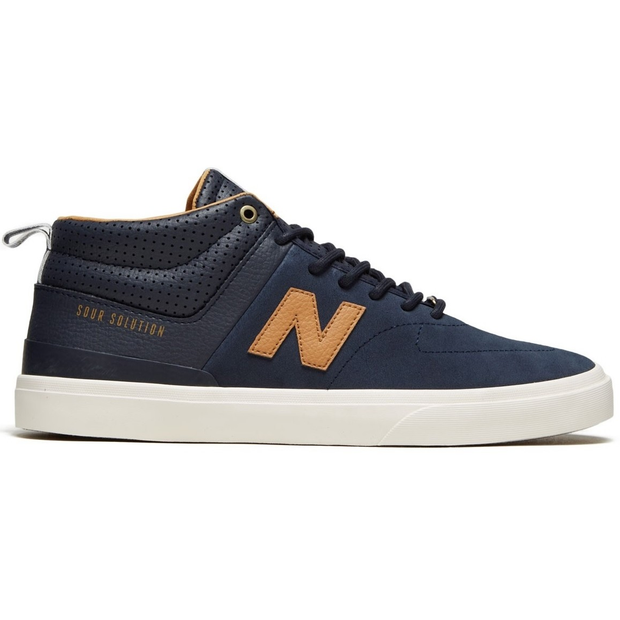 New Balance Numeric 379 x Sour Solution (Navy/Brown)