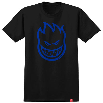 Spitfire Bighead Shirt (Black/Blue)