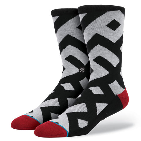 Stance Scanner Sock (Black)