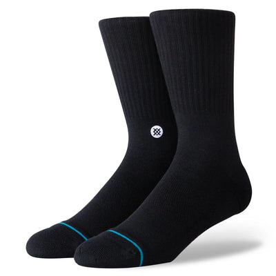 Stance Icon Sock (Black)