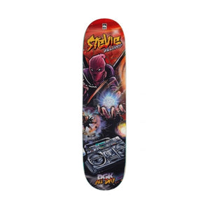DGK Apocalypse Williams Skateboard Deck - 7.875""