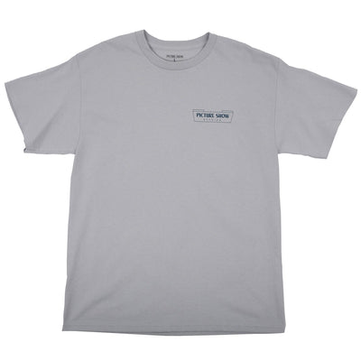 Picture Show Studio Tee (Silver)