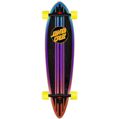 Santa Cruz Sundown Pintail Longboard