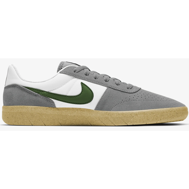 Nike SB Team Classic (Particle Grey/Forest Green)