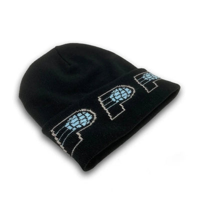 Terror Of Planet X Spacers Logo Beanie (Black)