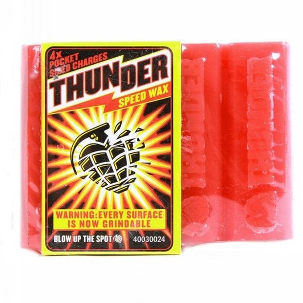 Thunder Curb Speed Wax