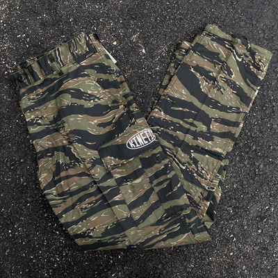 Kinetic Better Living Oval Cargo Pants (Tiger Camo)