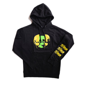 Terror Of Planet X Divide & Conquer Hoodie (Black)