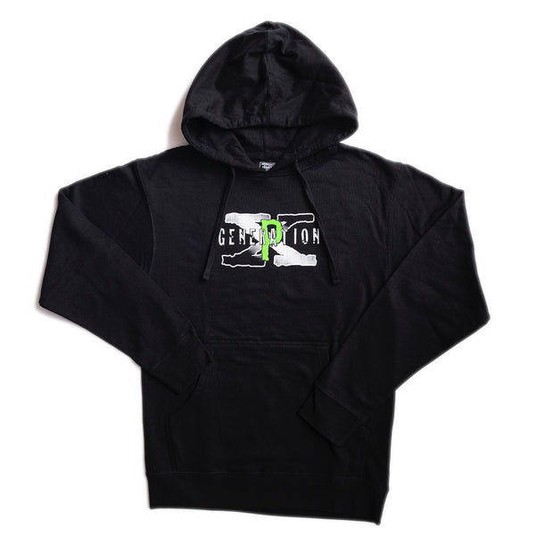 Terror Of Planet X P Generation X Hoodie (Black)