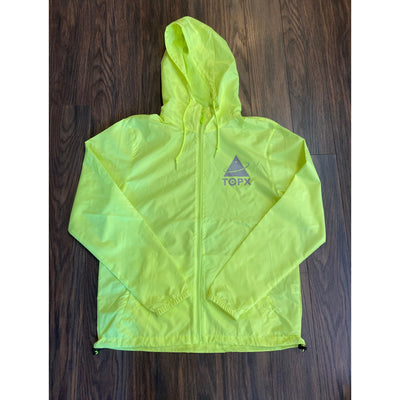 Terror Of Planet X Windbreaker (Neon)