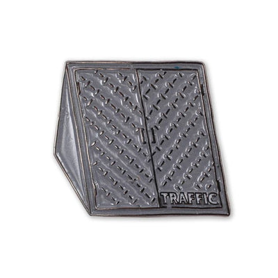 Traffic Cellar Door Enamel Pin