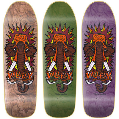 New Deal Vallely Mammoth Deck (9.5)