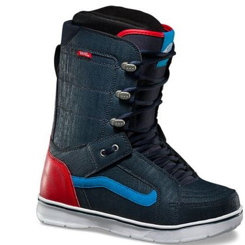 Vans Hi Standard (Blue/Red)