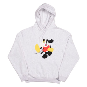 Quasi Walter Hooded Sweatshirt (Ash)