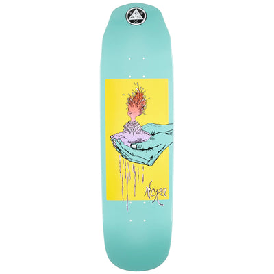 Welcome Soil on Wicked Princess Deck (8.6)